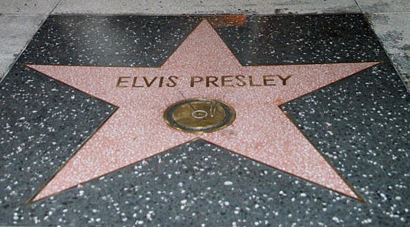 Elvis Presley Star