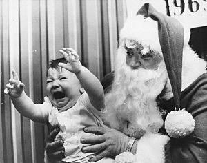 Unpopular Santa