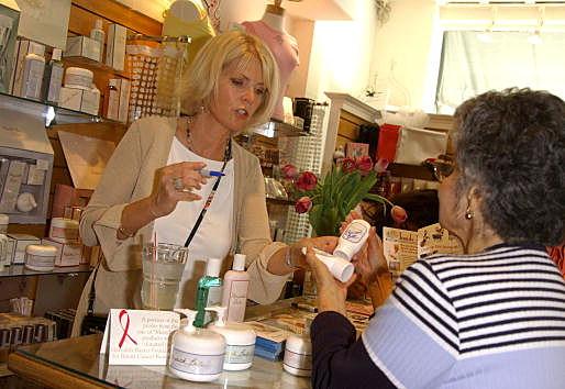 Shopping For Skin Care