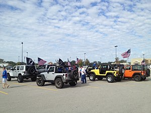 Louisiana Jeepers Veterans 2