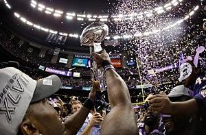 Super Bowl XLVII  Baltimore Ravens