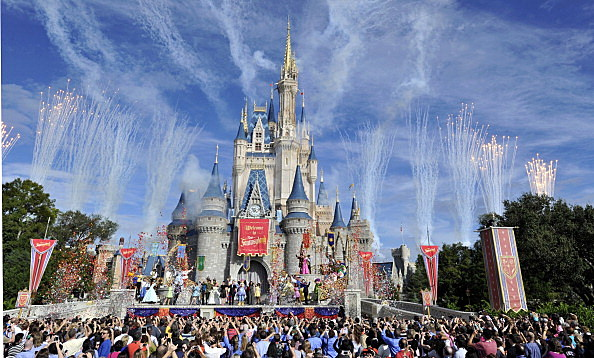 Fantasyland At Walt Disney World