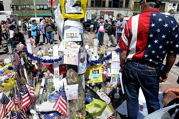 Boston Bombing Victim