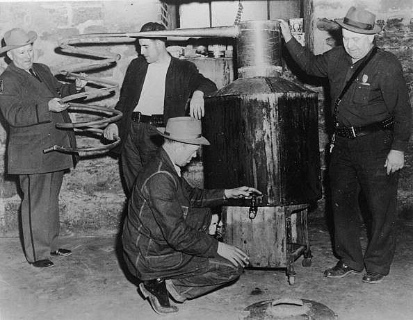 Moonshine Boiler