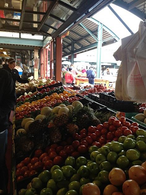 City Market Veggies