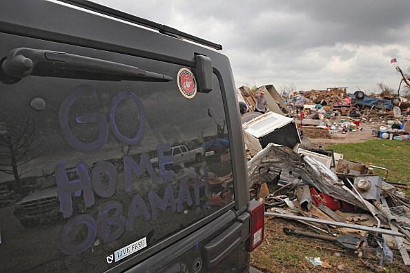 Tornado Jeep Oklahoma