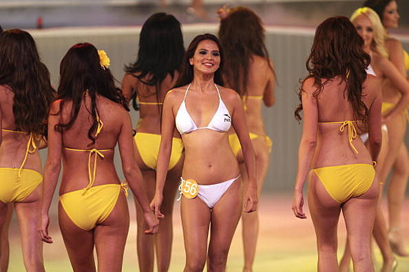 Miss World Swimsuit