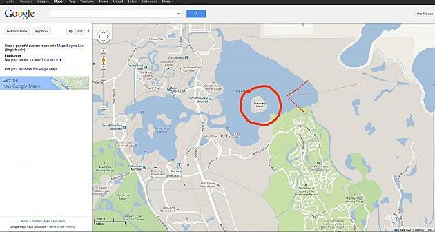 DiscoveryIsland (Google Maps)