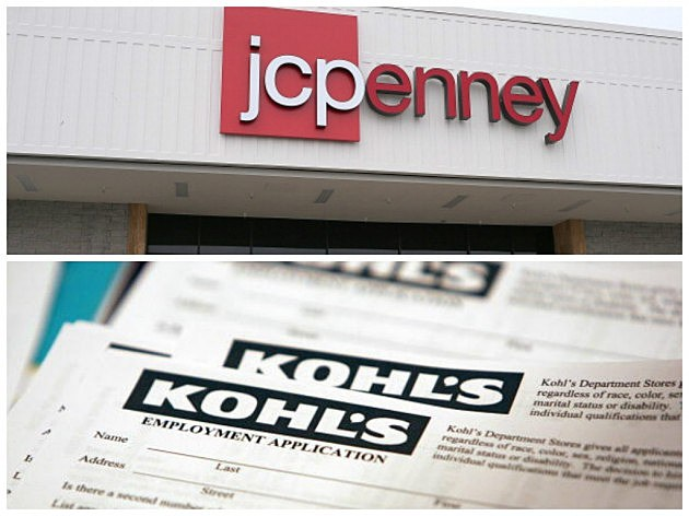 Kohl's And JC Penny
