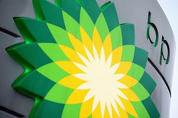 BP Filling Station Signage