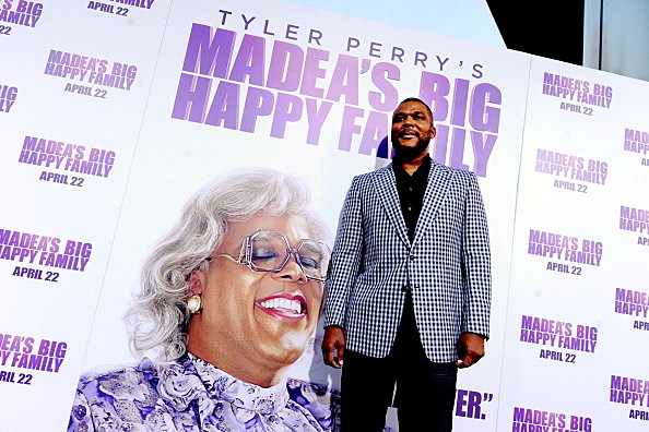 "Screening Of Lionsgate Films' ""Tyler Perry's Madea's Big Happy Family"" - Red Carpet"