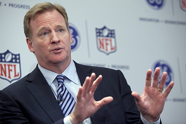 NFL Commissioner Goodell