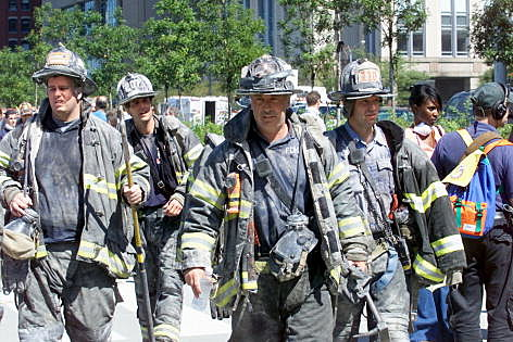 New York City Firefighters - WTC Retrospective