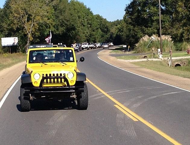 Jeep Jaunt Convoy