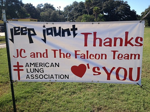 American Lung Association Thank You