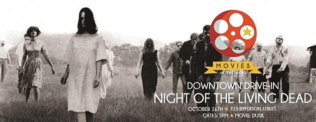 NIGHT OF THE LIVING DEAD EVENT