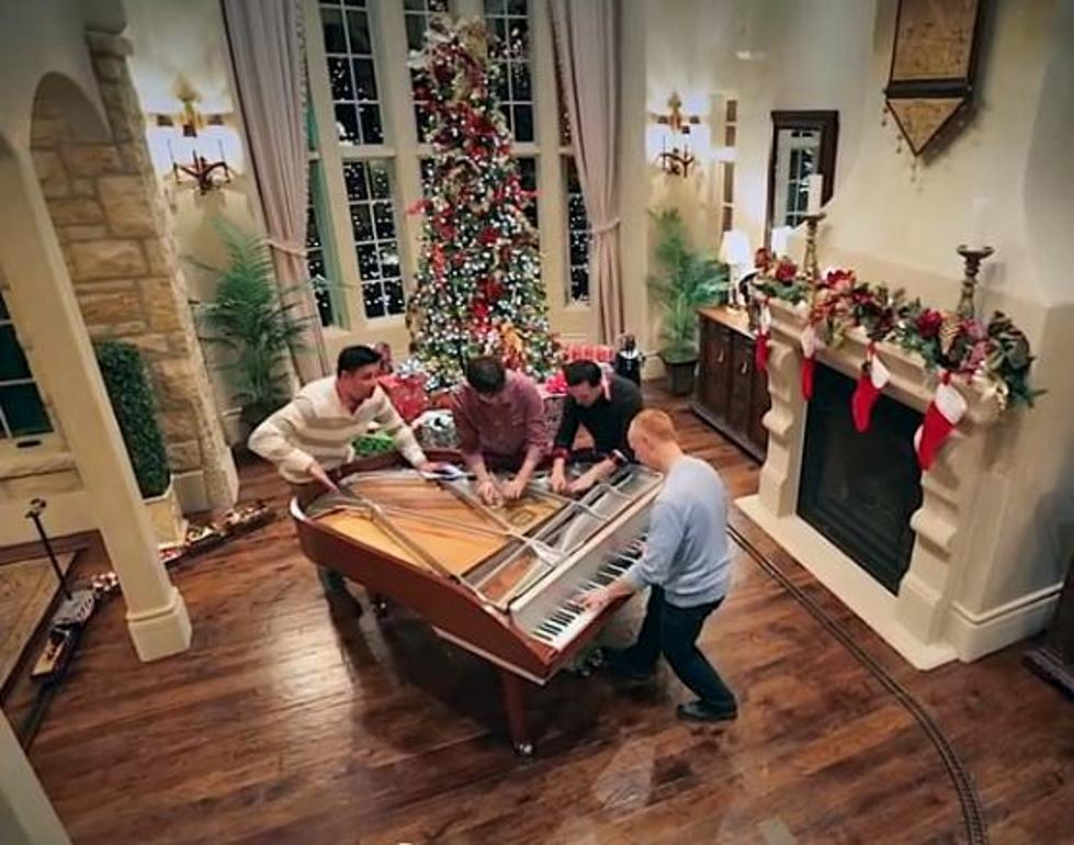 amazing rendition of classic christmas song by the piano guys will blow you away video