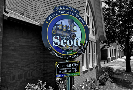 City of Scott