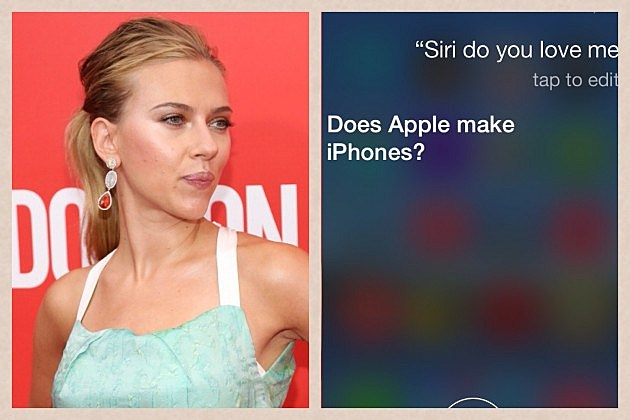 Scarlett / Siri