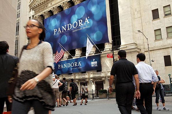 Pandora Media Inc