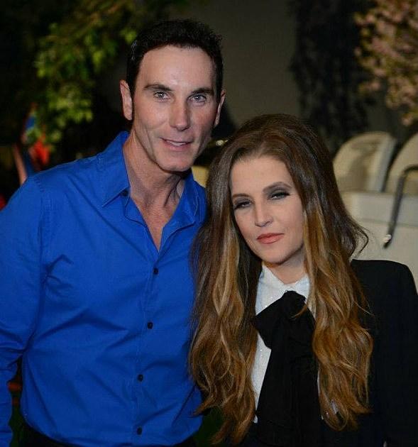 CJ And Lisa Marie Presley