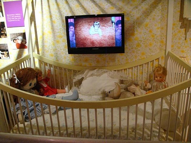 Lisa Marie Presley's Baby Bed