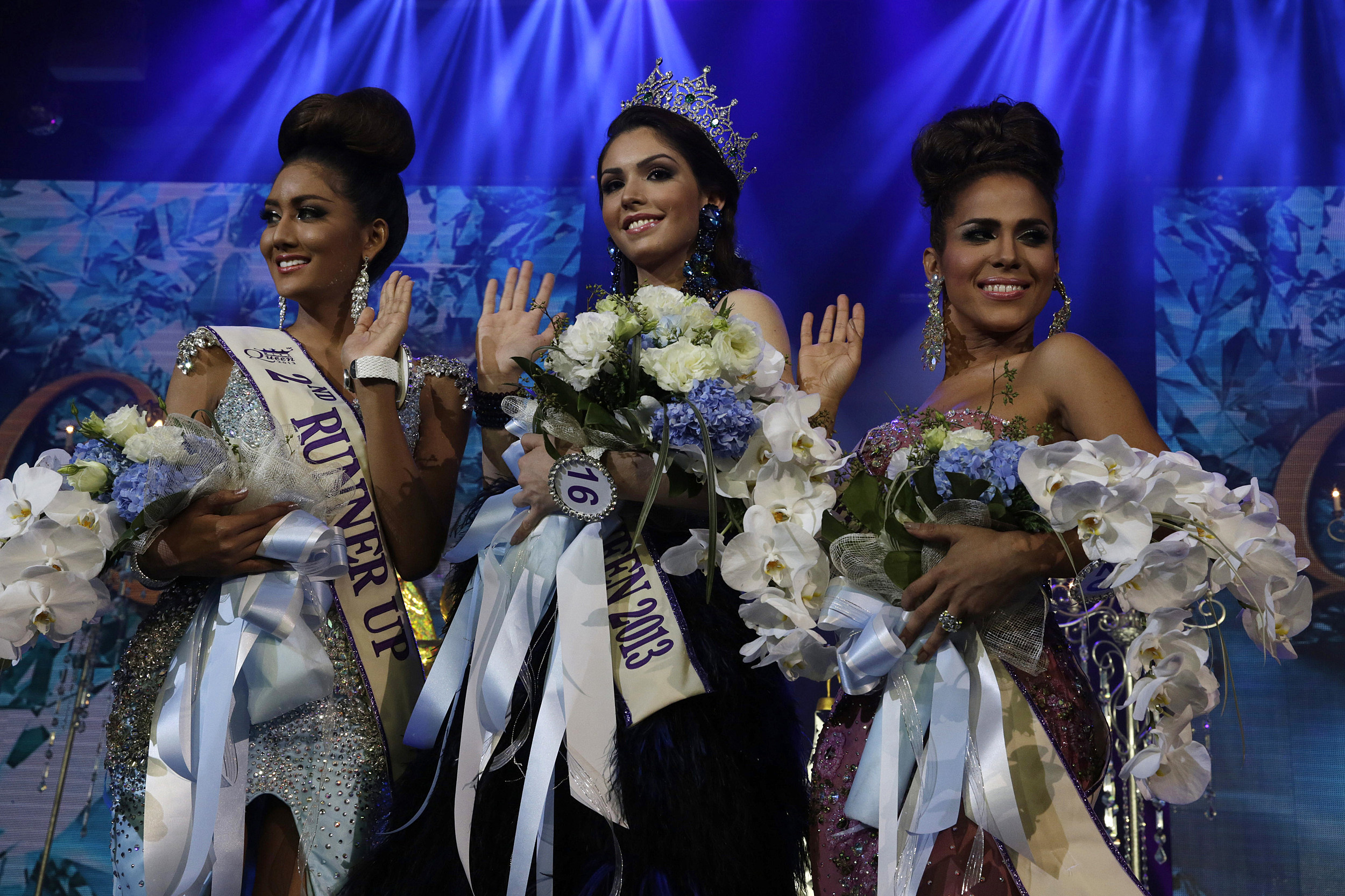 Beauty Pageant(Photo by Paula Bronstein/Getty Images)