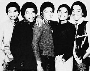 Portrait Of The Jacksons