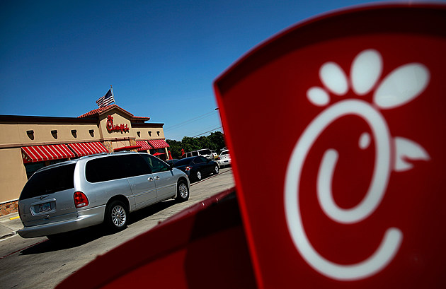 Supporters Flock To Restaurants On Chick-Fil-A Appreciation Day