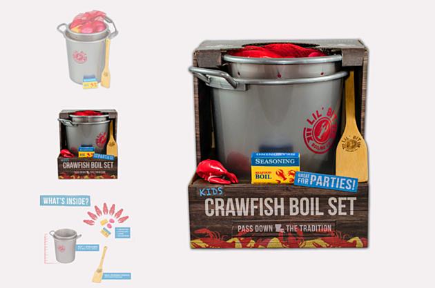 Kids Crawfish Boil Set