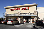 A Trader Joe's store in Riverside, CA, November 30, 2006. Tr