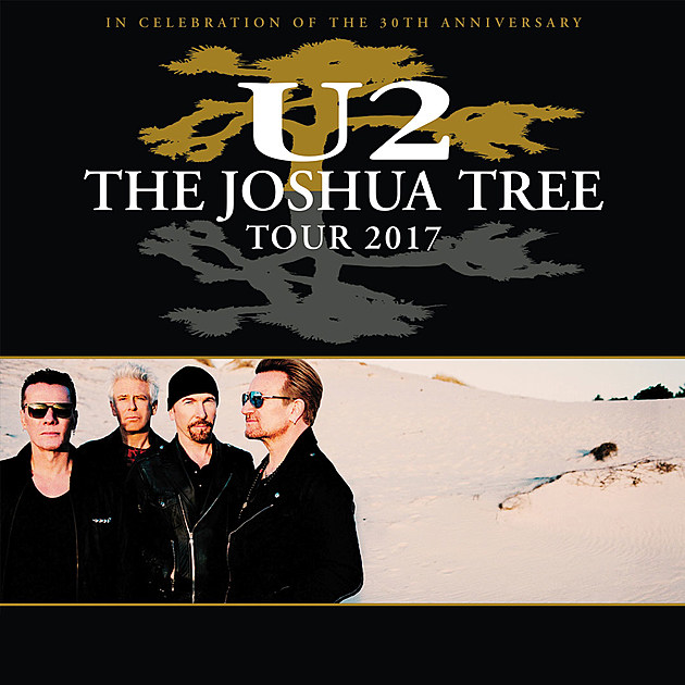 US The Joshua Tree 2017