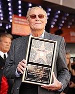 Kapow! Adam West Honored With Star On The Hollywood Walk Of Fame