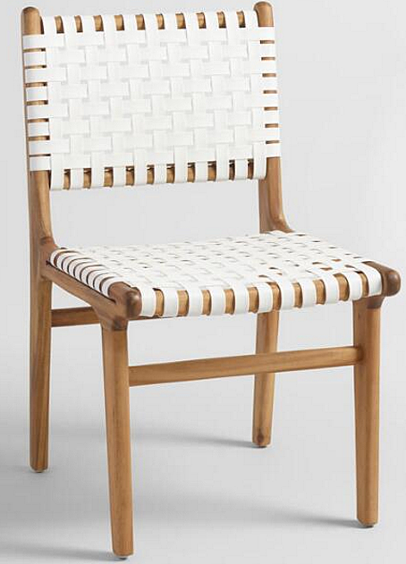 Genial Cost Plus World Market Recalls Girona Outdoor Dining Chairs Due To Fall  Hazard
